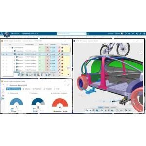Wie Solidworks mit 3DEXPERIENCE in der Cloud funktioniert