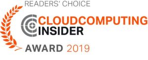 Die CloudComputing-Insider Awards 2019.