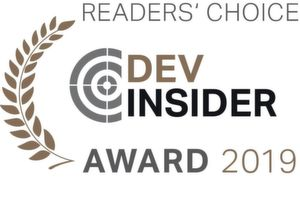 Die Dev-Insider Awards 2019.