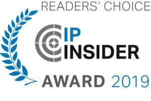 Die IP-Insider Awards 2019.
