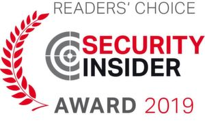 Die Security-Insider Awards 2019.