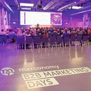 Von Künstlicher Intelligenz bis zu Corporate Influencern – die B2B Marketing Days 2019