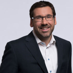 Brad Surak, Chief Product and Strategy Officer von Hitachi Vantara