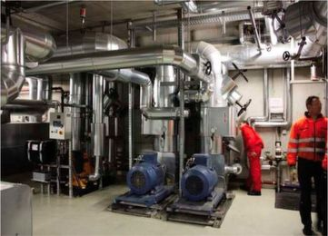 How To Increase the Operating Safety and Installation Availability of Heat Transfer Plants