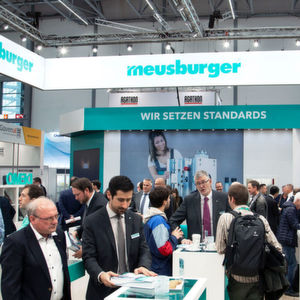 Meusburger presents tried and trusted as well as new products at the K 2019.