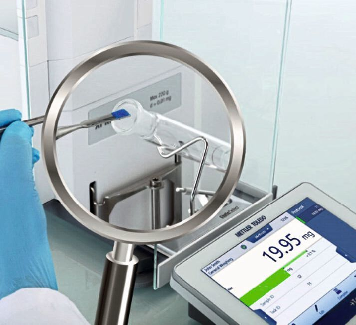 Conserve expensive, rare or toxic substances with the newly redesigned XPR Micro-Analytical balance.