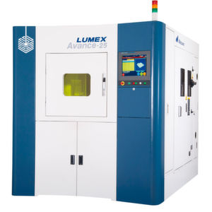 Combined selective laser sintering and high-speed milling