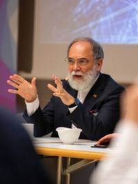 Dr. Joseph Reger, Chief Technology Officer (CTO), Europe, Fujitsu Technology Solutions.