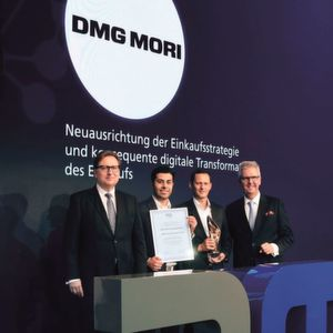 BME-Innovationspreis 2019 für DMG Mori