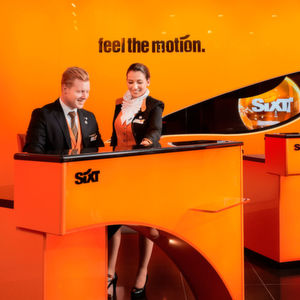 """Black Friday""-Rabatte bei Sixt Leasing"