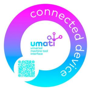 umati enables machine tools and peripherals to connect to customer-specific IT ecosystems.