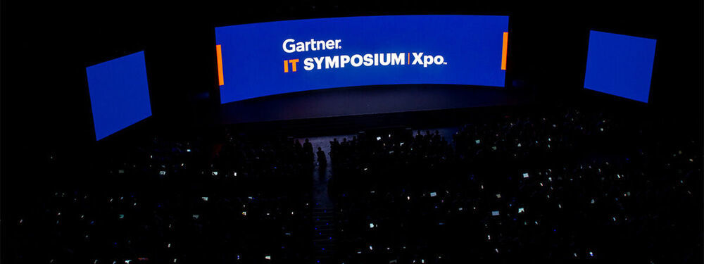 "Das ""Gartner IT Symposium/Xpo 2019"" hat vom 3. bis zum 7. November in Barcelona stattgefunden. Autorin"