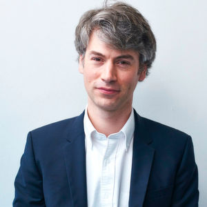 Clément Moreau, CEO and Co-Founder of Sculpteo