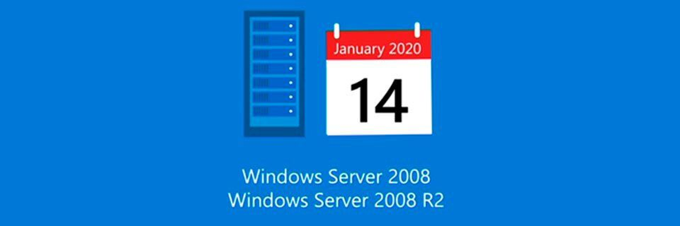 Microsoft warnt vor dem Support-Ende von Windows Server 2008 und Windows Server 2008 R2.