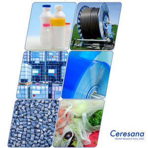 Ceresana Analyzes Global Market for High Density Polyethylene
