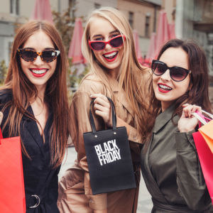 25 Millionen Deutsche shoppen am Black Friday