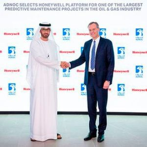 Predictive Maintenance from Honeywell to Increase Adnoc's Asset Efficiency