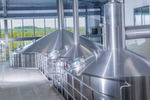 Ziemann Holvrieka brewhouse: The company offers all brewing technology components, from the malt intake to the pressure tank cellar, all from a single source.