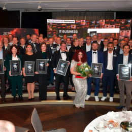 Gewinner der Night of IT-BUSINESS 2019