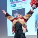 Irene Kotnik, Gründerin des Petrolettes-Festivals, ist Bike Woman of the Year 2019!