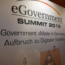 eGovernment Summit 2019