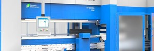 Prima Power's efficient bending solution and fiber laser machine
