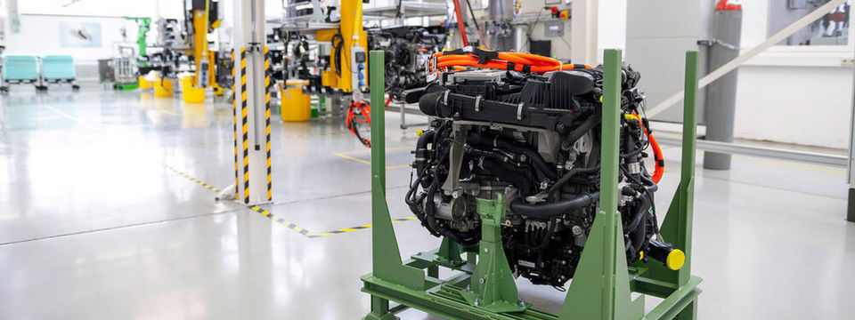 Rolls-Royce: CO2-freie Energieversorgung im Rechenzentrum per Brennstoffzelle