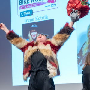 Bike Woman of the year 2019 – Mega Show