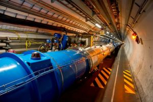 140 Spectrum Digitizerkarten kontrollieren die Shutdown-Sequenz des Large Hadron Collider am CERN.