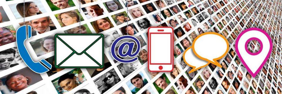 kontakte vom iphone importieren