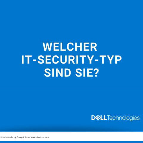 Na? Welcher IT-Security-Typ sind sie?
