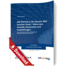 SAP-Betrieb in der Amazon Web Services Cloud