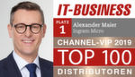 Alexander Maier, Vice President & Chief Country Executive Germany, Ingram Micro