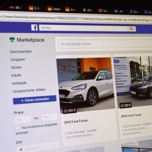 Facebook-Marketplace: Alternative am Anfang