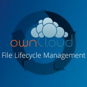 ownCloud mit File Lifecycle Management