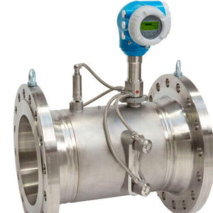 Prosonic Flow G300/500 is the robust ultrasonic gas flowmeter with integrated pressure and temperature sensors for highly accurate, real-time measured values.
