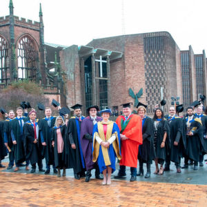 Honorary degree awarded