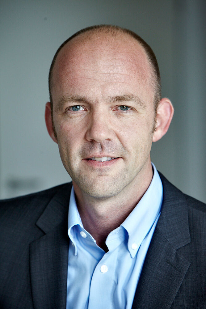 Jens Fehrenbacher, Head of Digital Business Consulting bei Avaya