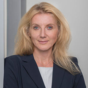 Stefica Divkovic, Group Vice President Sales EMEA bei Verizon