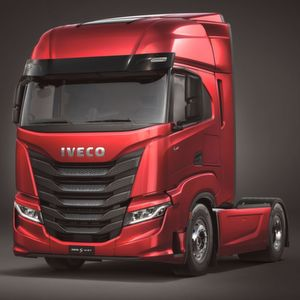 "iF Design Award für den ""S-Way"" von Iveco"