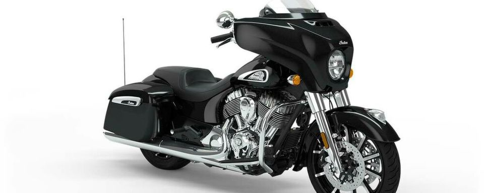 Indian Chieftain, Thunder Black Pearl.