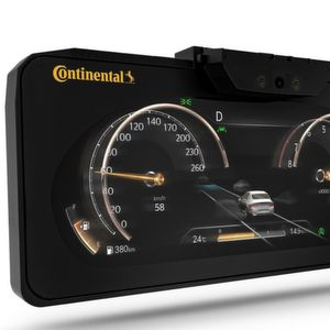 Continental bringt 3D-Display ins Auto