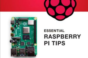 "Gratis-eBook ""Essential Raspberry Pi Tipps"""