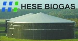 hese biogas baut neue biogasanlage f r rwe. Black Bedroom Furniture Sets. Home Design Ideas