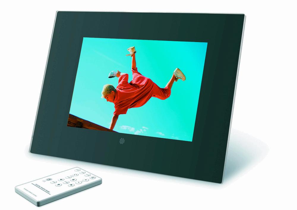 Digitale Bilderrahmen sind ganz klar ein Saisonartikel für das ...