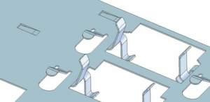 seite 2 mit federstahl lassen sich auch komplizierte. Black Bedroom Furniture Sets. Home Design Ideas