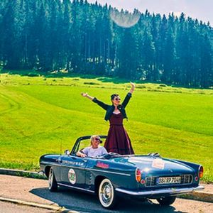 Retro Promotion: Oldtimer schnuppern