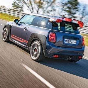 Mini John Cooper Works GP: Der Maxi-Mini
