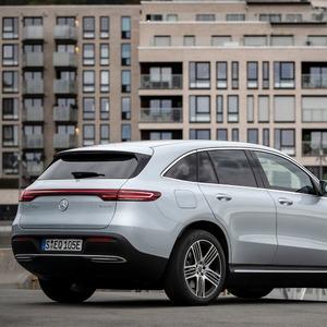 Mercedes bietet Elektro-SUV zur Miete an