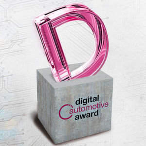 Digital Automotive Award: Die Shortlist steht